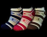 Носки женские Олми 3311 063 Хаки, фото 3