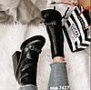 Черные демисезонные ботинки 38 размер