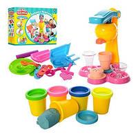 Набор для творчества, лепки пластилин Фабрика мороженого Fun Toys 0078