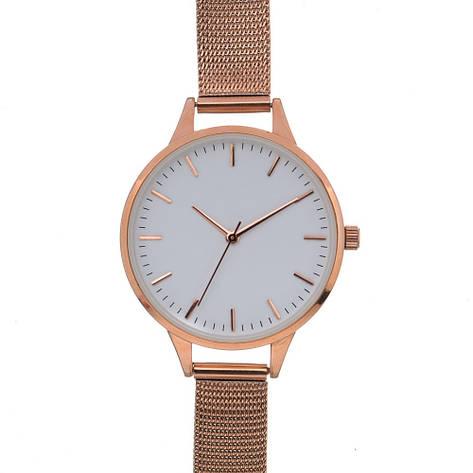 Жіночий годинник Kiomi eezyy Gold White, фото 2