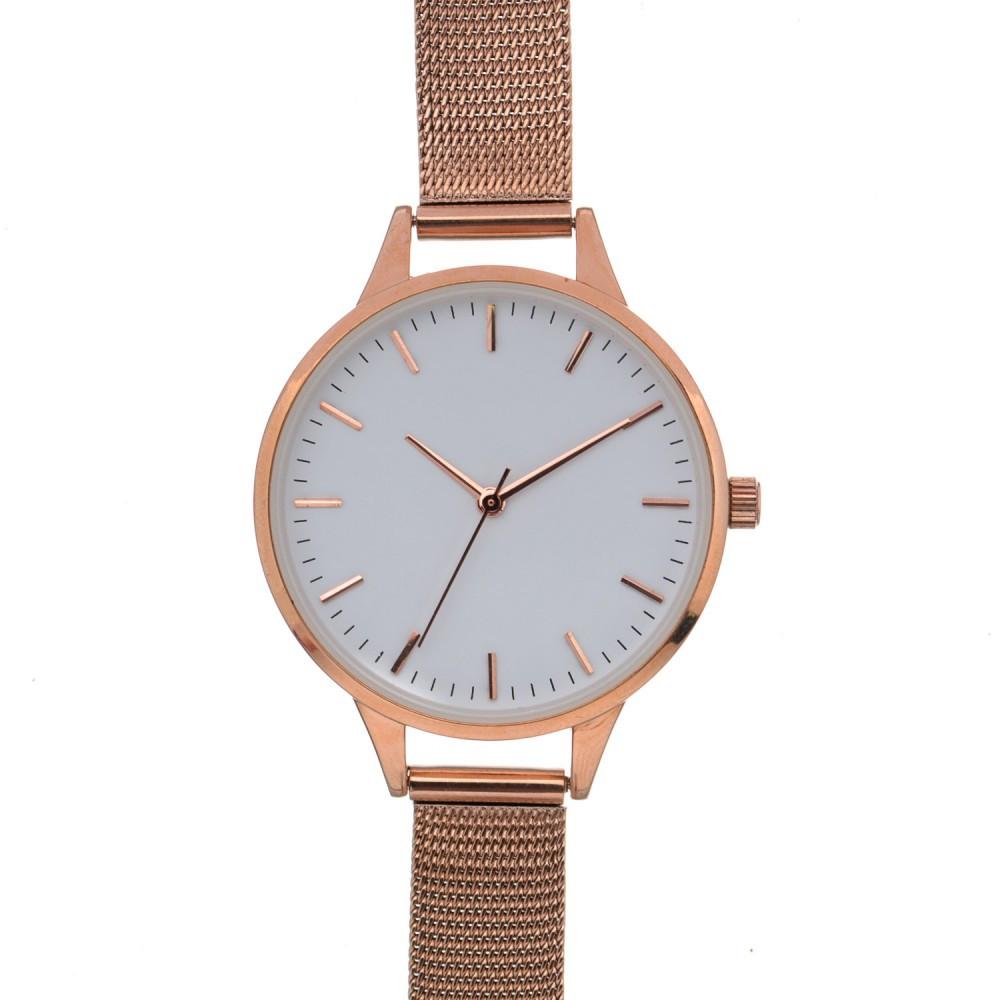 Жіночий годинник Kiomi eezyy Gold White