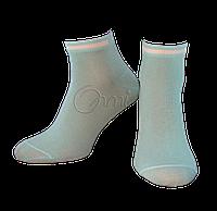 Носки женские Легка Хода 5079 Темно-салатовые