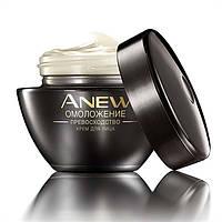 Нічний омолоджувальний гель для обличчя з мінералами Anew Ultimate 7S, фото 1