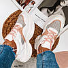 Белые кроссовки мягкие 38 размер
