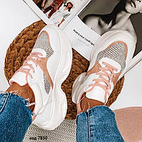 Белые кроссовки мягкие 38 размер, фото 1