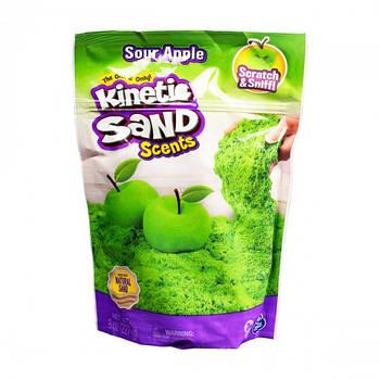 Пісок для дитячої творчості з ароматом - Kinetic Sand Карамельне яблуко 71473A