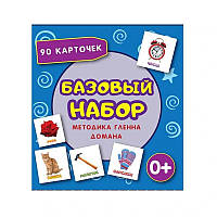 Детский базовый набор карточки Домана Никитошка