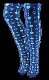 Детские колготки АфРика 302м 8499 цвет Индиго, фото 3