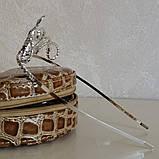 Корона, диадема София для девочки, высота 4 см., фото 5