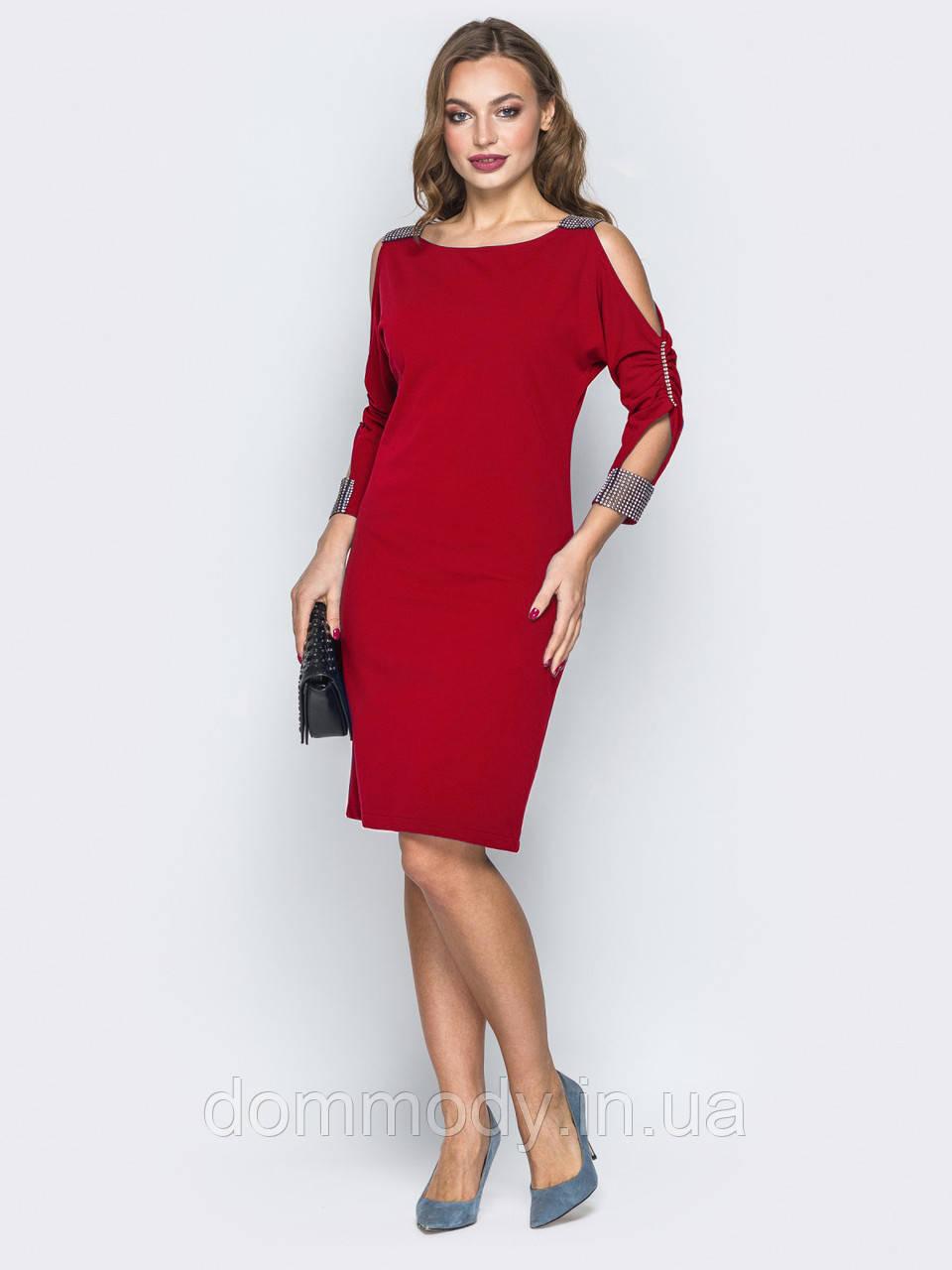 Платье женское Charlotte red
