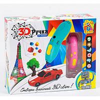 Детская 3D ручка для рисования объемных моделей Fun Game 7424