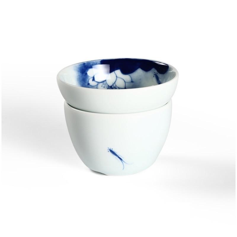 Чайный фильтр керамический рыбки