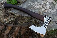 Кована сокира ручної роботи Ancientsmithy оригінальній подарунок чоловіку, фото 1