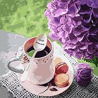 Картина по номерам антистресс Идейка Утренний сюрприз 40x50 см (4587452)