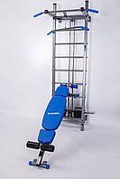 Силовой тренажер-шведская стенка BOSS ACTIVE (Спортивный тренажер BOSS ACTIVE) VD-Sport (1012)