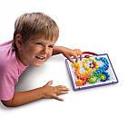 Набор - Для Занятий Мозаикой (160 Фишек 10-15-20 Мм + Доска 22Х16) 0920-Q, фото 4