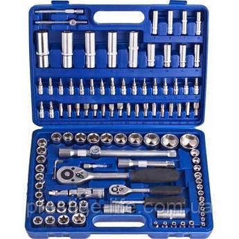 Набор инструментов Rainberg RB-006 в кейсе, 108 единиц