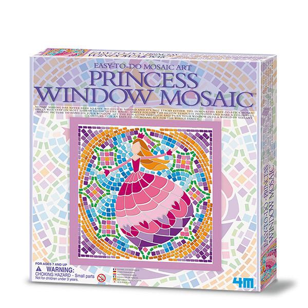 Набор для творчества 4M Мозаика на окно (00-04565)
