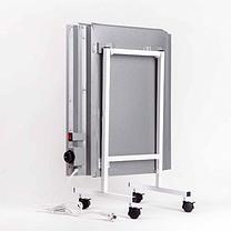 Керамический обогреватель Venecia ПКК 700 Вт с термостатом и ножками био-конвектор электрический 60х60см, фото 3
