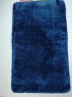 Коврики в ванную и туалет, набор 100*60 Vonaldi Синий