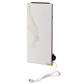 Керамический обогреватель Venecia ПКИТВ 250Вт с термостатом конвектор электрический бытовой вертикальный 30х60