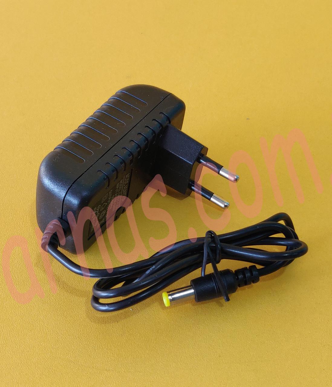 Блок живлення 12 Вольт 2 Ампера