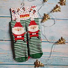 Детские махровые новогодние носочки Ekmen 1-2 года