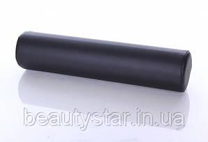 Масажний Валик круглий чорного кольору RESTPRO