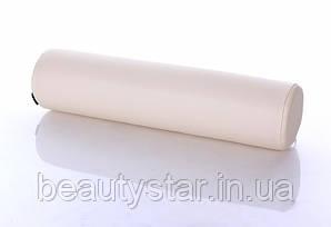 Валик для масажу круглий кольору ваніль RESTPRO