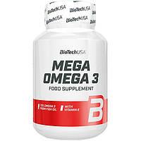 Рыбий жир Mega Omega 3 BioTech (180 капс.)