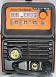 Сварочный полуавтомат Искра MIG-360GD Industrial Line, фото 7