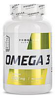 Рыбий жир Progress Nutrition Omega 3 (90 капс.)