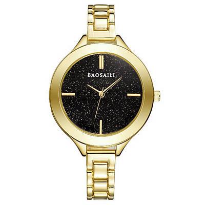 Женские часы BAOSAILI BSL1049 Gold (3086-9086)