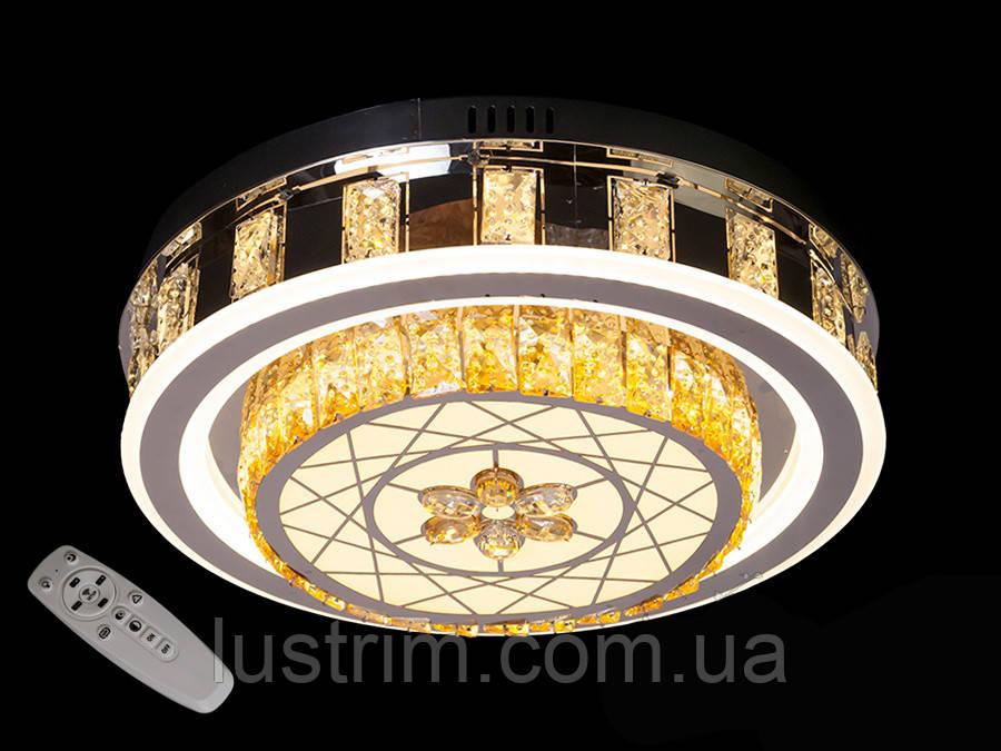 Хрустальная светодиодная люстра, 125W