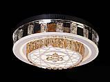 Хрустальная светодиодная люстра, 125W, фото 2