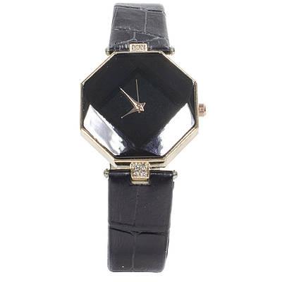 Женские часы Rowng Геометрия Black (3107-9071)