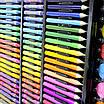 Большой набор для детского творчества и рисования Super Mega Art Set Black 168 предметов (3962-11497), фото 4