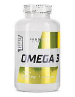 Рыбий жир Progress Nutrition Omega 3 (120 капс.)