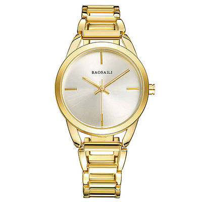 Женские часы BAOSAILI BSL1041 Gold (3085-9089)