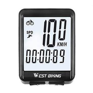 Велокомпьютер West Biking 0702054 (5010-15140)