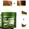 Маска для волосся BIOAQUA Olive Hair Mask з маслом оливи 500г Оригінал (4552-13344), фото 2