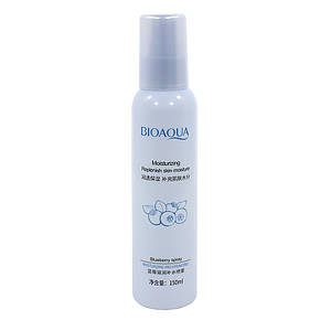 Спрей для лица BIOAQUA Fountain Spray 150 мл Черника увлажняющий (5545-18417)