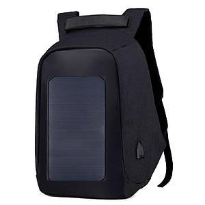 Рюкзак-антивор Eceen ECE-681T с USB Черный (3120-8663)