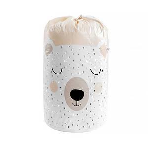 "Мешок для хранения одеял Lesko Blanket bag PEVA DR-230 Медведь ""Perfect Day"" 83*40 см (5061-16280)"