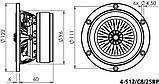Eton 4-512/C8/25RP Среднечастотные динамики, фото 6