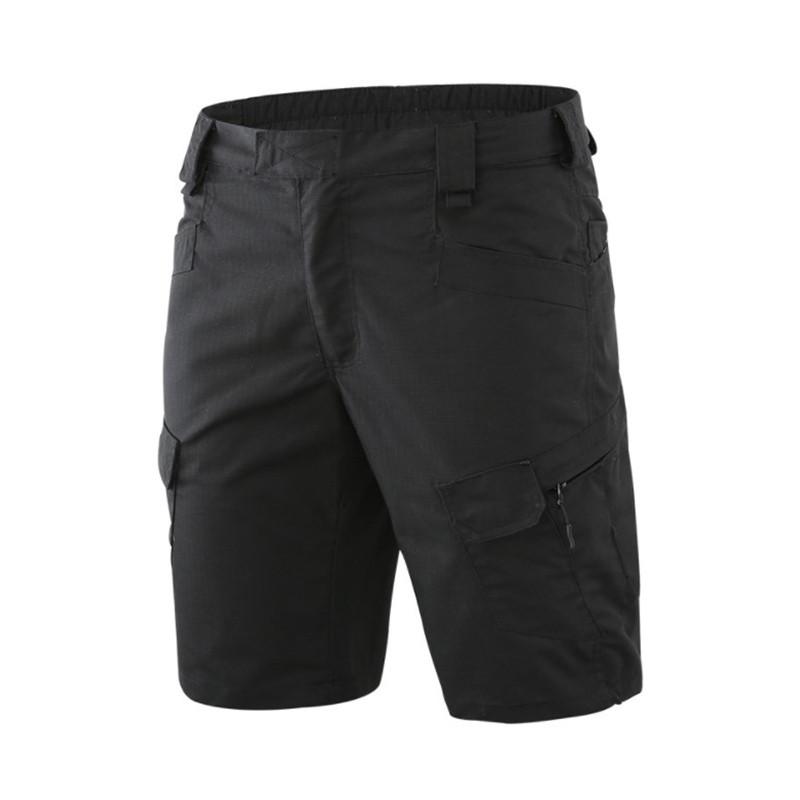 Тактичні шорти ESDY IX-7 Black M (4853-15968)