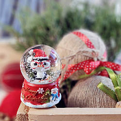 Водяной снежный шар Пингвин (мал.)