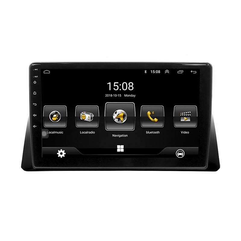 "Штатна автомобільна магнітола 10"" Honda Accord 8 Type пам'ять 1/16 GB GPS Android 8.1 GPS (5609-16729)"
