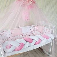 Бортики в кроватку, фото 1