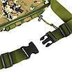 Сумка тактична на пояс AOKALI Outdoor D05 6L Camouflage Green (5369-16935), фото 2